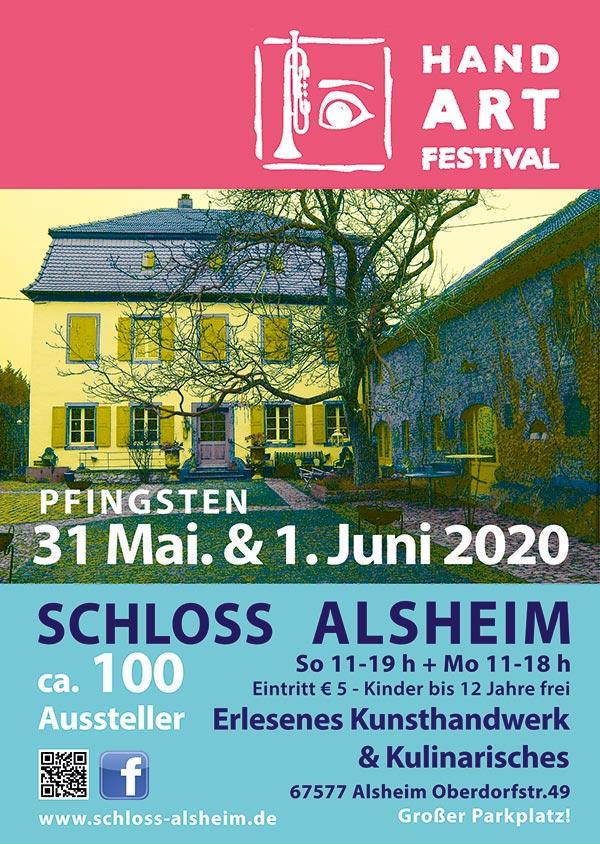 Schloss Alsheim Kunst Und Kultur Im Wonnegau